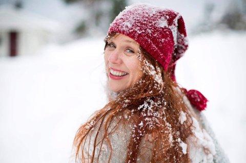 TIL TOPPS? Mona Moe Machava (40) fra Larvik henger fortsatt med og kan bli kåret til Norges beste på Instagram.