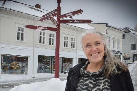 SLUTTER SOM SJEF: Hilde Bøkestad har nå sluttet som kommunalsjef.