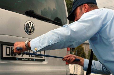 NYE REGLER: Nå kommer en ny regel, nemlig at du kan gjennomføre EU-kontrollen når du vil, så lenge kjøretøyet er godkjent innen kontrollfristen.