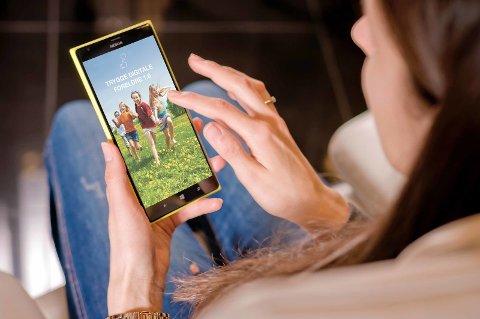 Hvordan står det egentlig til med din mobilbruk?