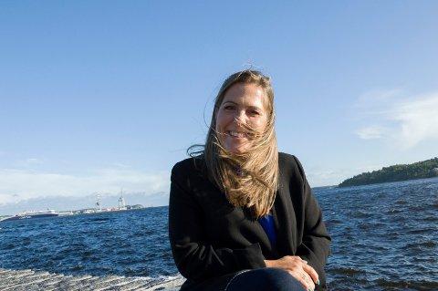 LEI STYGGE KOMMENTARER: Stortingsrepresentant Lene Westgaard-Halle reagerer på stygge kommentarer etter Erna Solbergs nyttårstale.
