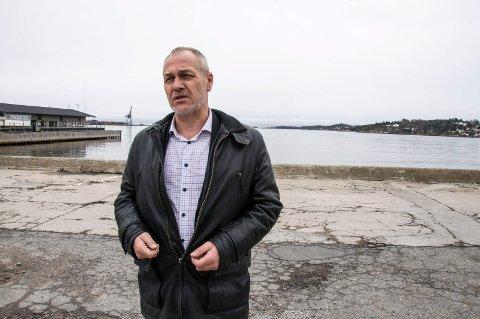 AP STUPER PÅ NY MÅLING: Ordfører Rune Høiseth våknet opp til dystre oppslutningstall for Arbeiderpartiet torsdag morgen.