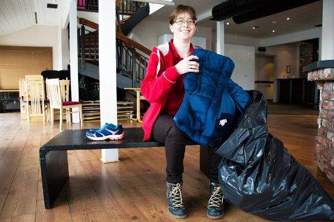 Monica Ljusnes brenner for å hjelpe barn og unge i Larvik via Røde Kors.