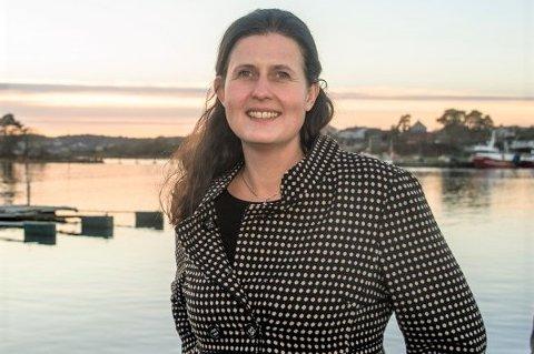 VIL HA KVINNEFOKUS: Høyres Rita Kilvær håper Larviks byjubileum neste år setter historiske kvinner i fokus.