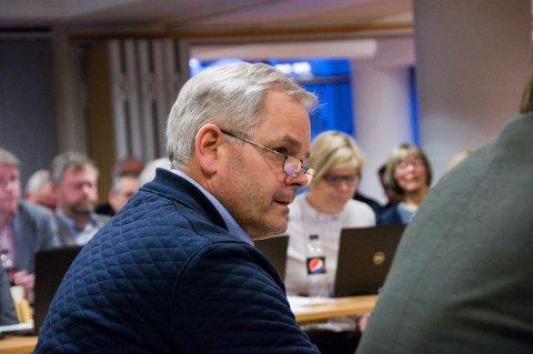 Vil ta grep: Erik A. Sørensen mener det kreves mot, djervhet og at politikerne må tåle at noen få innbyggere også kommer til å beklage seg pga. endringen som han mener kommunen må igjennom.
