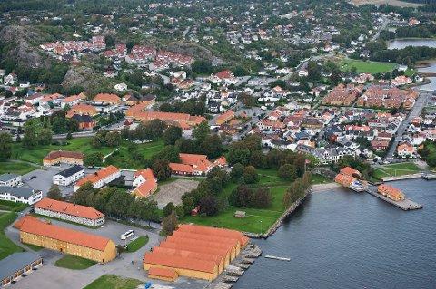 LAVEST ØKNING: I fylkets sørligste kommune har endringene vært på 3.051 kroner, noe som tilsvarer 3,4 prosent. I Sandefjord har endringene  til sammenlikning vært på 8.611 kroner, eller 9,7 prosent.