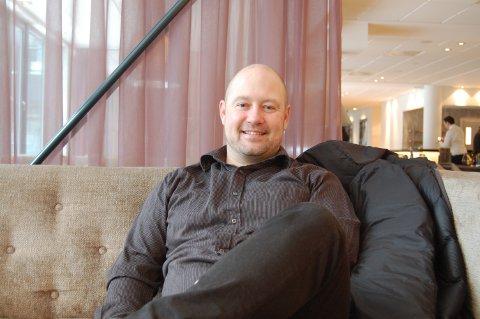 INNLEID: Anders Anundsen ble leid inn av Fyresdal kommune for å redde arbeidsplasser ved fengselet. (arkivfoto)