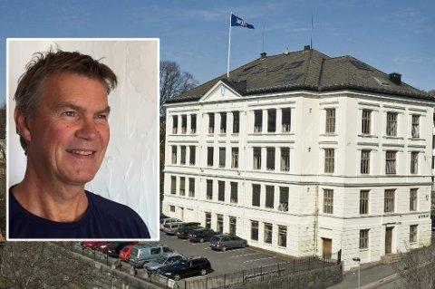 ORDFØRERKANDIDAT: Erik Bringedal er Høyres ordførerkandidat ved neste høsts kommunevalg.