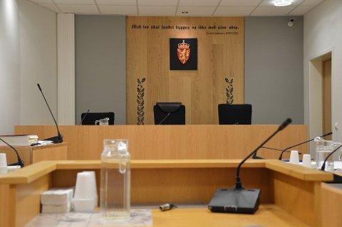AVVIST: Klagen på sorenskriveren i Larvik tingrett ble delvis avvis og hun unngår disiplinærtiltak.