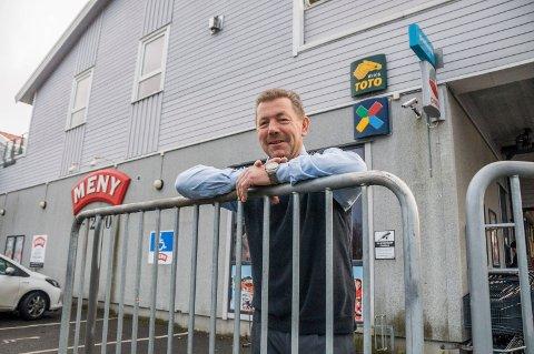HAR SØKT TRE GANGER: Blinken-sjef Rune Sleveland gleder seg over signalene som nå kommer fra politikerne.