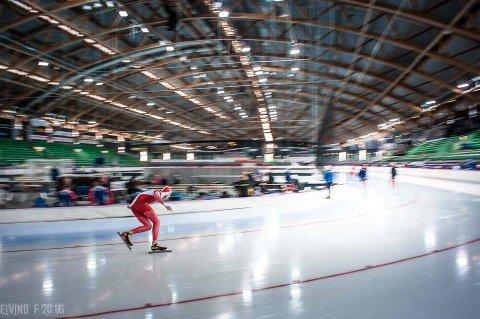 Kasper Tveter gikk gode løp under Hamarlekene.