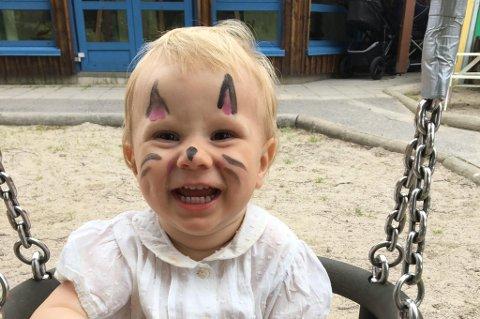 Vår datters barnehagehverdag