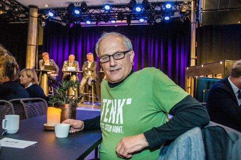 Tormod Knutsen, MDG. (Foto: Lasse Nordheim)