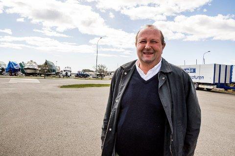 KJØPT: JM eiendom AS har overført tomt på Risøya til Sverre Sundsten-selskapet Risøybukta AS.