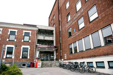 Larvik sykehus Sykehuset i Vestfold Siv