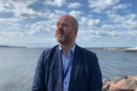 BEREDSKAPSDIREKTØR: Johan Marius Ly er beredskapsdirektør i Kystverket. Han mener de har gjort mye med oljevernberedskapen de siste årene.