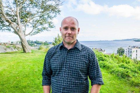 NUMMER TRE: Pål Langvik.