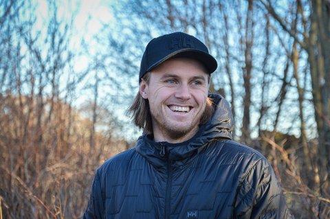 PRIS: Mats Grimsæth fra Larvik har fått tildelt Tabuprisen. Arkivfoto: Kjersti Bache