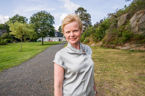 NUMMER 1: Magdalena Lindtvedt er Venstres ordførerkandidat i Larvik.