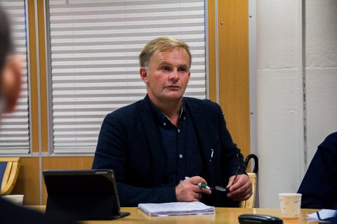 LARDØLING: – Dette er helt riktig i mine øyne, fastslo Knut Olav Omholt (Sp) før forslaget ble vedtatt i formannskapet onsdag kveld.