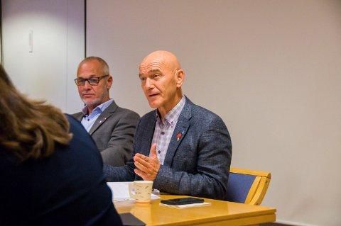 KRITISK: – Dette kan da umulig være noen god form for integrering, sa varaordfører Olav Nordheim i formannskapet onsdag.