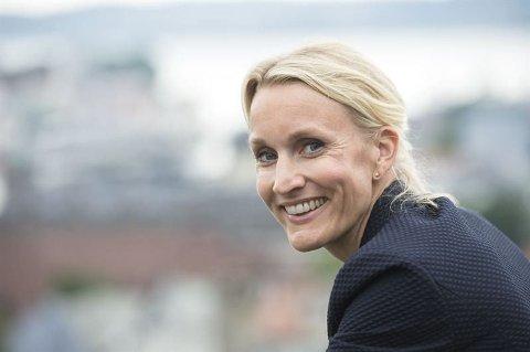 NY PENSJONSORDNING: Randi Marjamaa i Nordea er spent på hvordan 1,5 millioner nordmenn takler den nye pensjonsordningen fra nyttår. Foto: (Nordea)