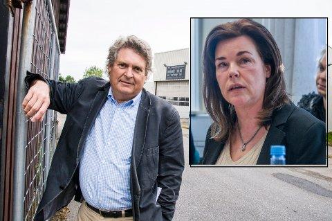 KRITISK: Marie Offenberg er sterkt kritisk til Hallstein Basts behandling av Tormod Knutsen.