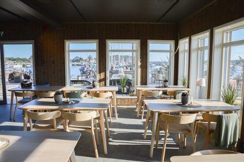 SUKSESS: Da den nye restauranten åpnet i august i år, ble den umiddelbart en stor suksess.