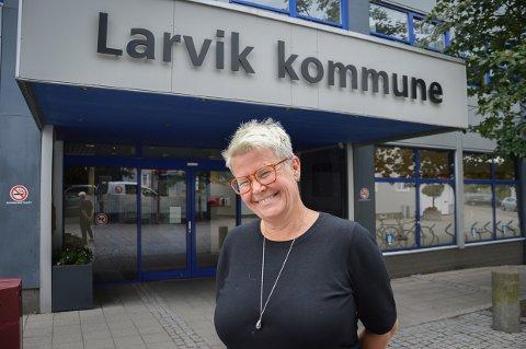 Gro Herheim, kommunedirektør Larvik kommune