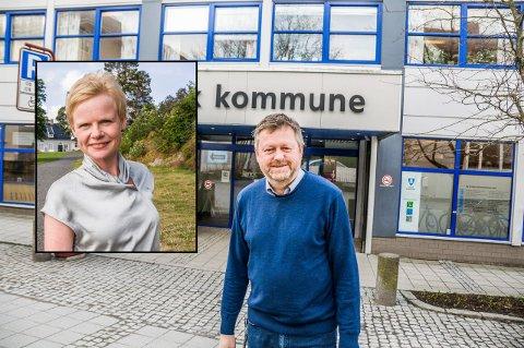 FÅR KRITIKK: Kommunalsjef Jan Erik Norder får kritikk fra blant annet Venstres Magdalena Lindtvedt. Selv mener han kritikken tar det han sa i kommunestyremøtet i februar ut av kontekst.