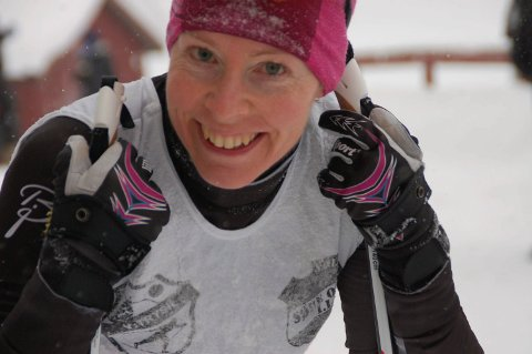 I kvinneklassen tok svenske Ulrica Persson en ny seier.