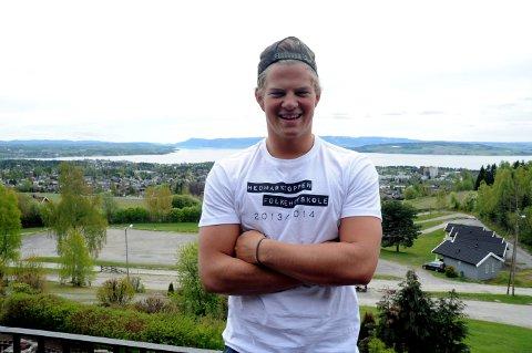Norgesrekorden ble satt på den siste runden under et stevne i Langesund i helga. (Arkivfoto: Marthe Stenberg)