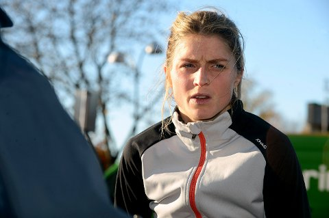 VIL TILBAKE: Therese Johaug er klar på at hun vil tilbake. (Foto: Anita Høiby Gotehus)