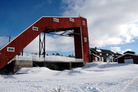 5.000 FLERE BESØK: Folldal Gruver hadde desidert størst vekst i Anno museum i 2016.