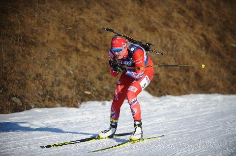 STRAFFERUNDE: Eline Grue sier hun setter pris på støtten hun har fått fra Sparebanken Hedmark. (Arkivfoto: Magnus Torp Antonsen)