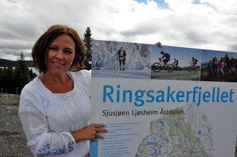 GiR SEG: Merethe Sandum slutter som reiselivssjef i Hamarregionen Reiseliv.