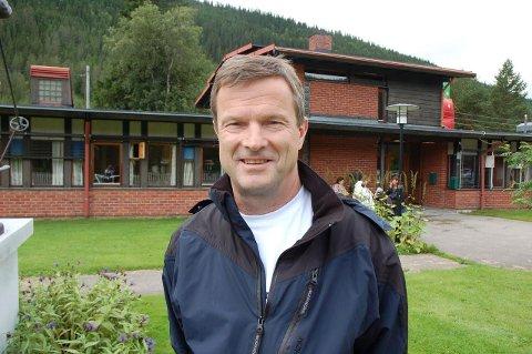 KOMPENSASJON: Engerdal Ap og Lage Trangsrud ønsker et statsfinansiert opplevelsessenter i Engerdal.
