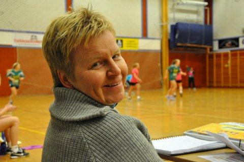 NY LEDER: Gro Røsten Oldertrøen tar over son daglig leder i Tynset idrettsforening.