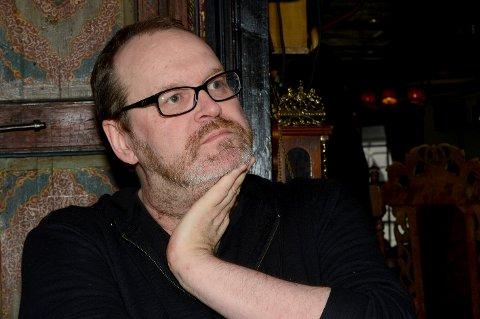Fornøyd: markedsdirektør i Nordisk Film, Tom Erik Kolåsæter.