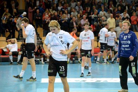 SKUFFET: Det blir ingen cupfinale på Magnus Fredriksen & co.i år.