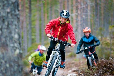 STOR AKTIVITET: Trysil Bike Arena fører til økt aktivitet i Trysil om sommeren.