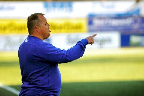 VIL AVLYSE: Sprtsjef i Nybergsund, Ola Brenden, mener det er på tide å avlyse sesongen for breddefotballen.