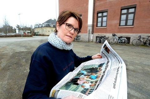 DIREKTE: – Vi fremmer saken vår direkte til Husbanken, sier nesteleder i NFU Elverum, Torill Vagstad.