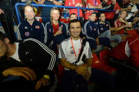Landslagstrener Daimi Akin, Kickboksing