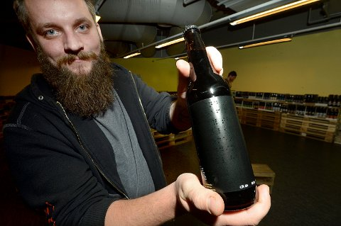 HAR SLUTTET: Også Øystein Williksen har sluttet som brygger på Basarene i Hamar.