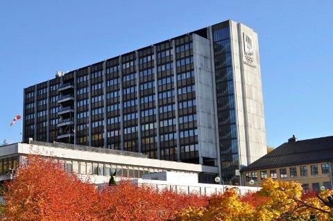 LILLEHAMMER: Sykehuset på Lillehammer bidrar til at Divisjon Gjøvik-Lillehammer har store underskudd hver måned, totalt 118 millioner kroner i 2019. (Foto: Bjørn-Frode Løvlund)
