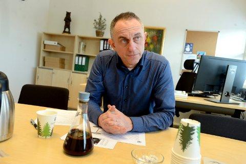 PRESSET: Administrerende direktør i Glommen-Mjøsen vurderer å bruke forkjøpsretten til Moelven-aksjene.