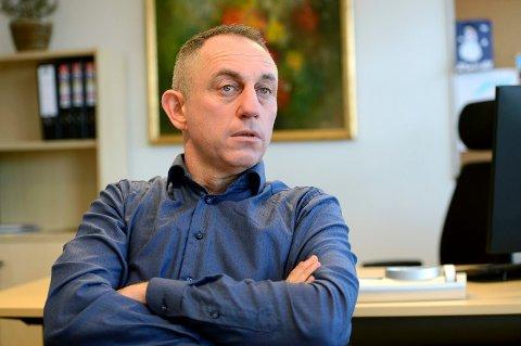 NY SJEF: Admninistrerende direktør, Gudmund Nortun, er foreslått som nye sjef for det nye Glommen Mjøsen Skog.