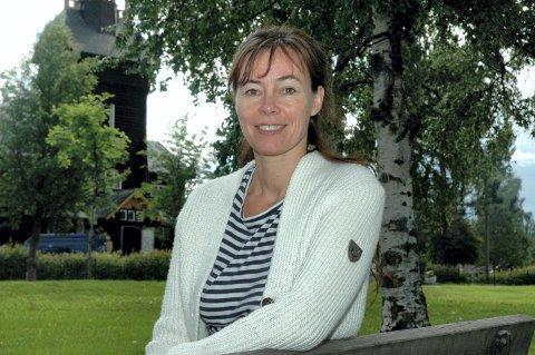 MILLIONBUDSJETT: Kultursjef Caroline Rolstad har satt opp et millionbudsjett for 100-årsmarkeringen av Anne Cath. Vestly i Åmot.