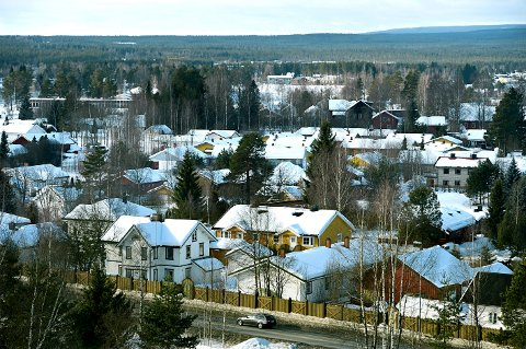 DYRT: Til tross for nedgang i år, vil det de neste årene bli vesentlig dyrere å bo i Norge.